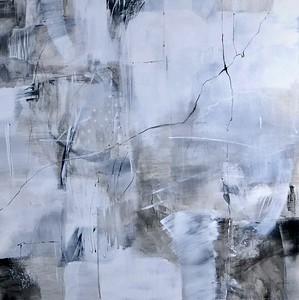 "Hang Loose-Martin, 42""x42"" on canvas"