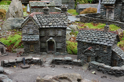 Lake District - Lakeland Miniature Village - 23/08/2012