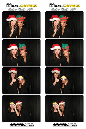 12/3/2017 MSM Connect Holiday Party (PhotoStrips)