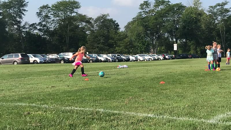 Nora Soccer Team Boston