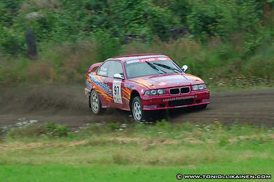 12.07.2008 | SM O.K. Auto-ralli, Kouvola