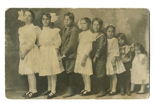 Old Family Photos - Nancy