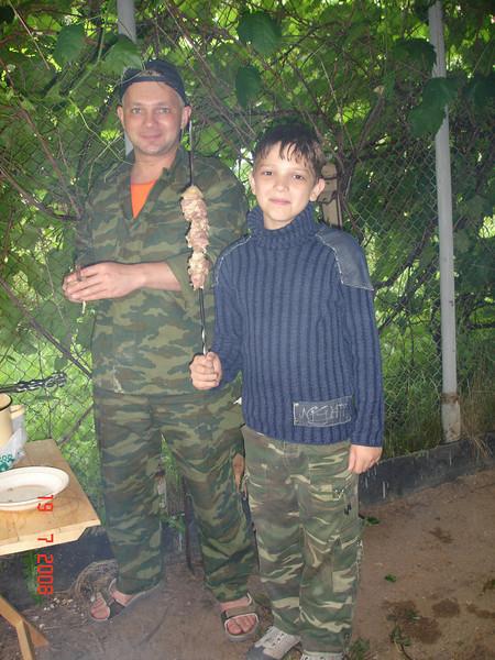 2008-07-17 Отпуск Беларусь