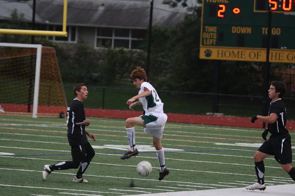 2009 Varsity Boys Soccer