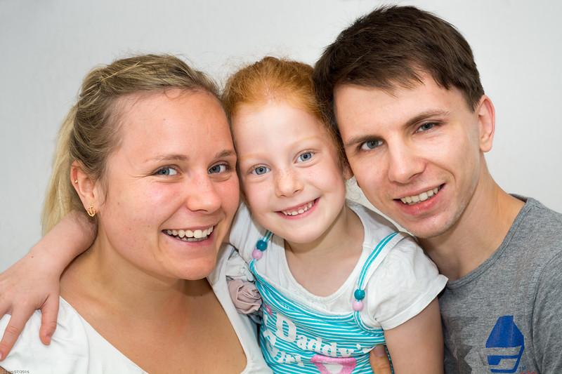Tante Karo & Onkel Hannes / Aunt Karo & Uncle Hannes