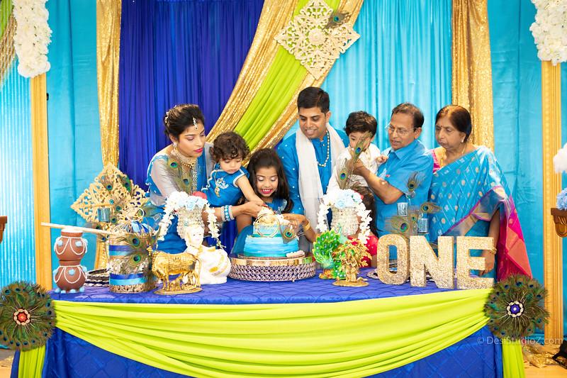Adhi first Birthday
