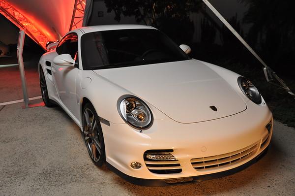Porsche Hosted by Ne-yo & Monica