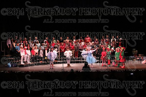 2014 McKinley Elementary Christmas Program