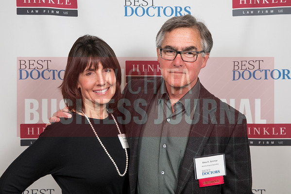 Hinkle Law Firm 2015 Best Doctors Photos