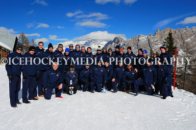 2018 Winter Olympics – IIHF Pre Qualification Tournament – Cortina, Italy