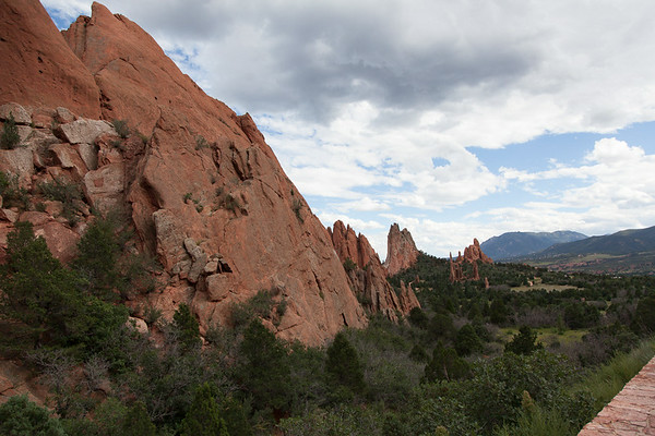 Garden of the Gods CO