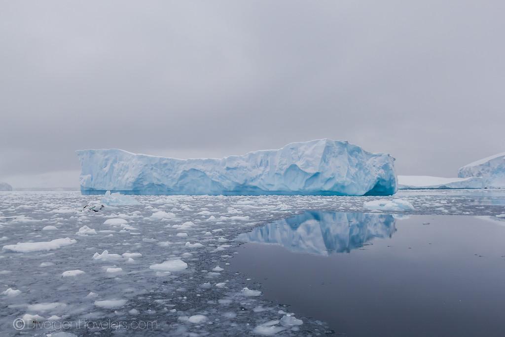 Going to Antarctica - Big Ice - Lina Stock