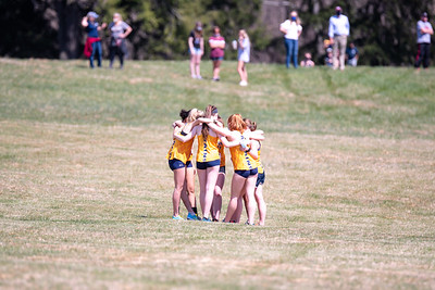 Cross Country: Dulles District Meet by Derrick Jerry on April 6, 2021