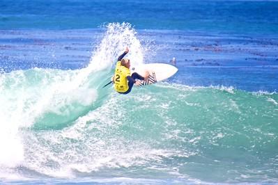 Southwest Regionals Oakley Surf Shop Challenge 2013: Day Two