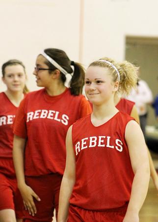 SNMS Girls Basketball 7-8 vs TC 2012