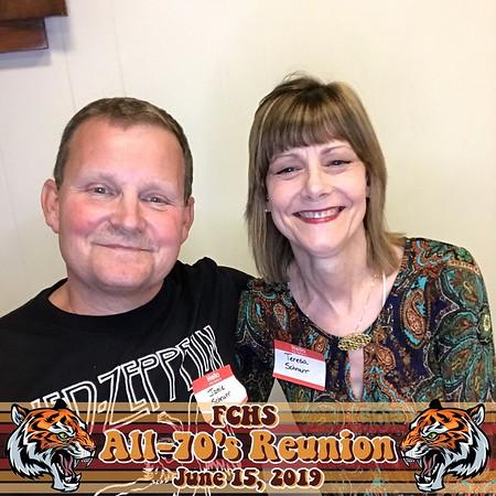 FCHS All-70s Reunion - June 15, 2019