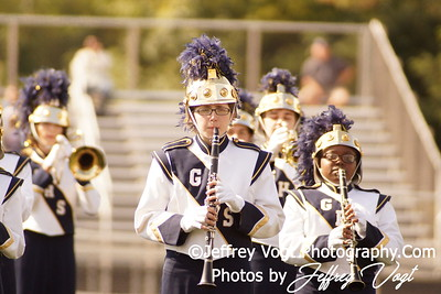 09-29-2012 Gaithersburg HS Marching Band, Photos by Jeffrey Vogt Photography