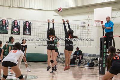 2019 Volleyball Eagle Rock vs Lincoln 25Sep2019