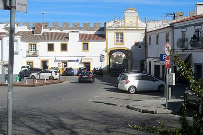 Évora : the capital city of the south-central Alentejo region [Vivienne]