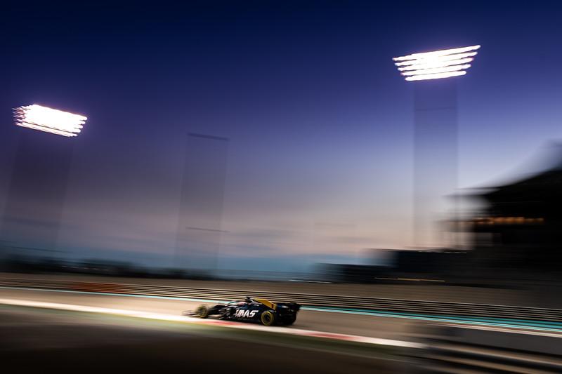 Romain GROSJEAN, UAE/Abu Dhabi, 2019