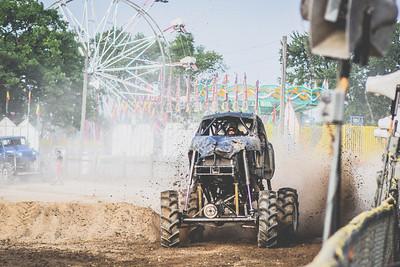 Tuscola County Fair Mega Truck Event 2019