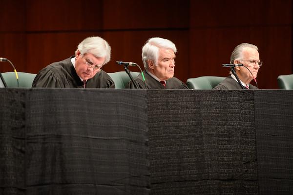 Supreme Court Day - Oral Arguments