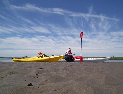 Kayaking the Skagit River Delta June 2011