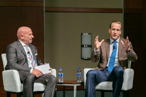 09-2018 Peyton Manning Keynote and Conference Summit Photos