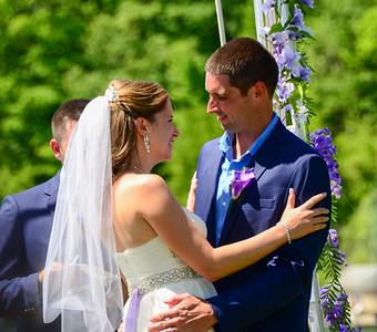June 8, 2019 Jordan and Colleen's Wedding