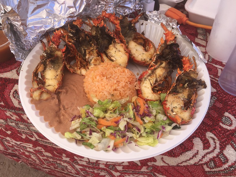 Sonora Rally 2018 - Day 4 - The food in Bahia Kino does NOT suck