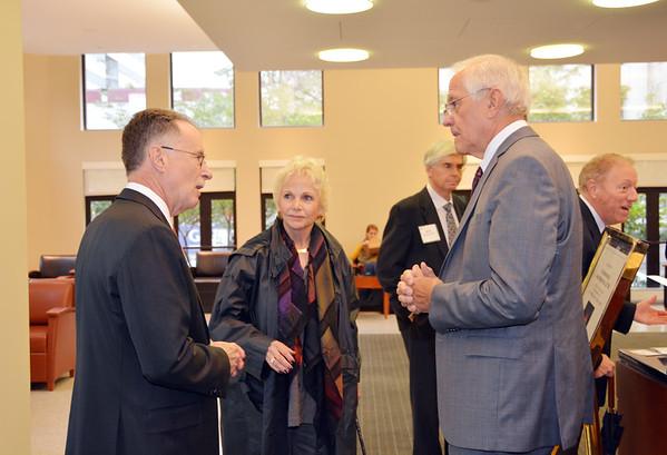 Alumnus Judge Robertson Receives Richie Award