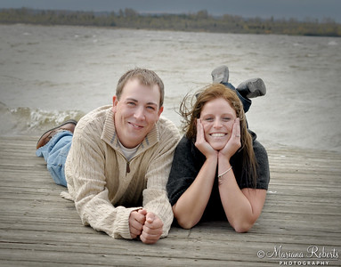 Engagement Photography at Onondaga Lake Park, Nicole & Michael, Engagement Photography by Mariana Roberts (Part 2)