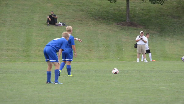 DeMatha vs Gonzaga at Trinity University (9/8/2014)