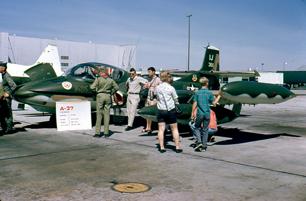 Edwards Airbase May 1970