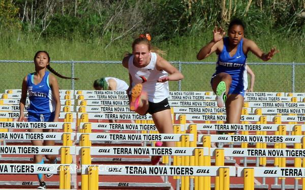 HMB Cougar Track
