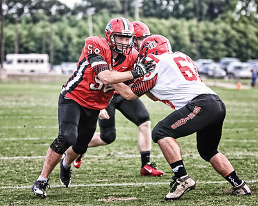 Center Hill Spring Game 14MAY15