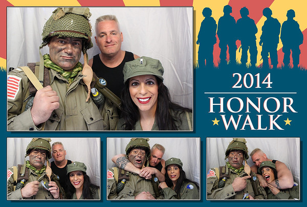 Honor Walk 2014