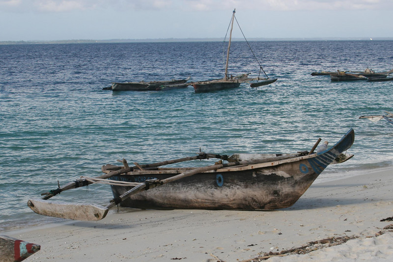 fishing boat off mesali