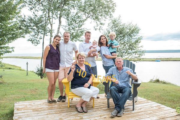 Yurchesyn Family - 2018