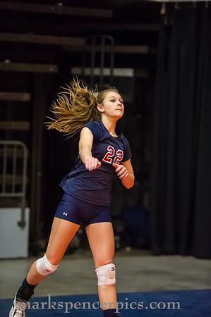 Volleyball SHS vs Salem Hills 11-09-2013