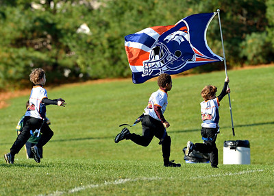 Flag - Broncos vs. Lions 10-20-12