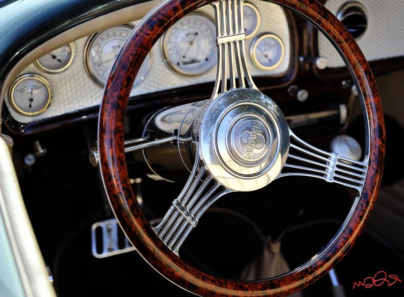 Clark Gable's car http://www.nytimes.com/2012/08/05/automobiles/collectibles/gable-lombard-and-a-35-duesenberg.html?_r=1&emc=eta1