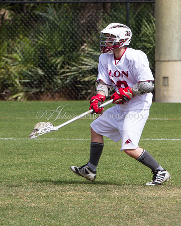 Elon Lacrosse vs Western Washington 2013