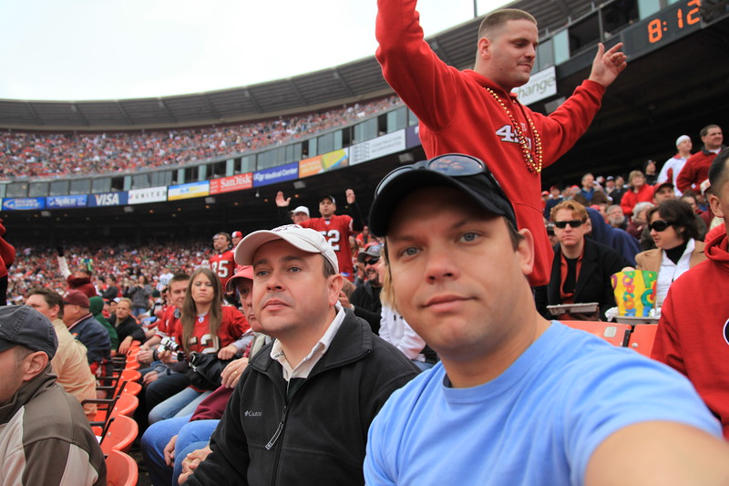 49er game with Rich and Craig Dec 2008-177.JPG