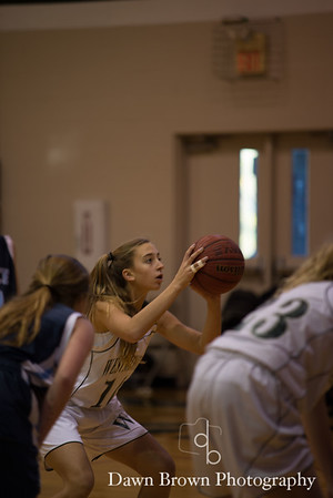 Westminster 8th Grade Girls Basketball