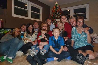 Christmas at Greg & Dorothy's 2011