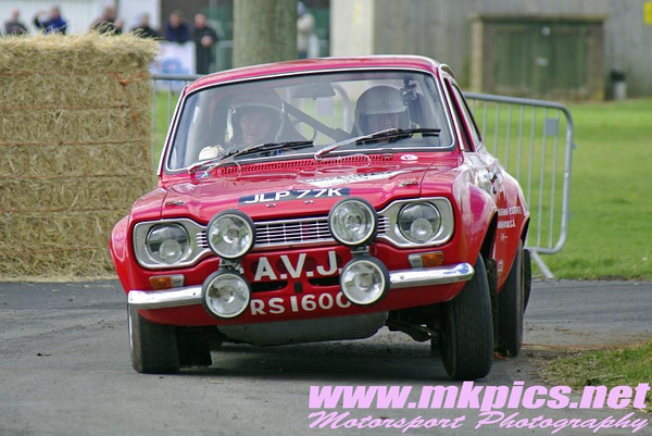 Race Retro Rally Stage, 22 Febrruary 2014