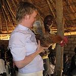 pauline_receives_gift_of_a_chicken_at_mukwela_church.jpg