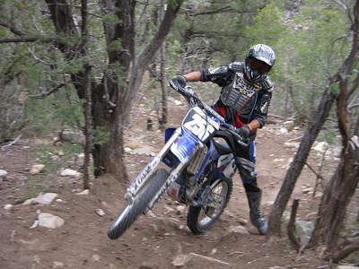Cedro Peak area ST Ride  3-22-09