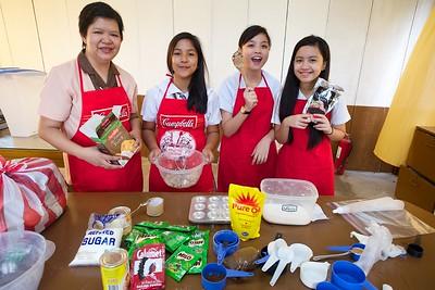 Grade 8 TLE Baking Cookies 2014-2015